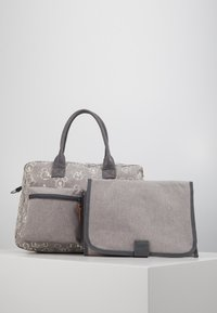 Kidzroom - DIAPER BAG ENDLESS IMAGINATION - Bolsa cambiador - grey - 3