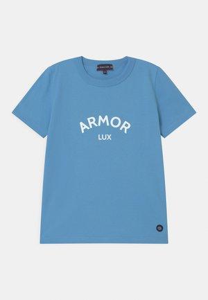 LOGO UNISEX - Print T-shirt - light blue