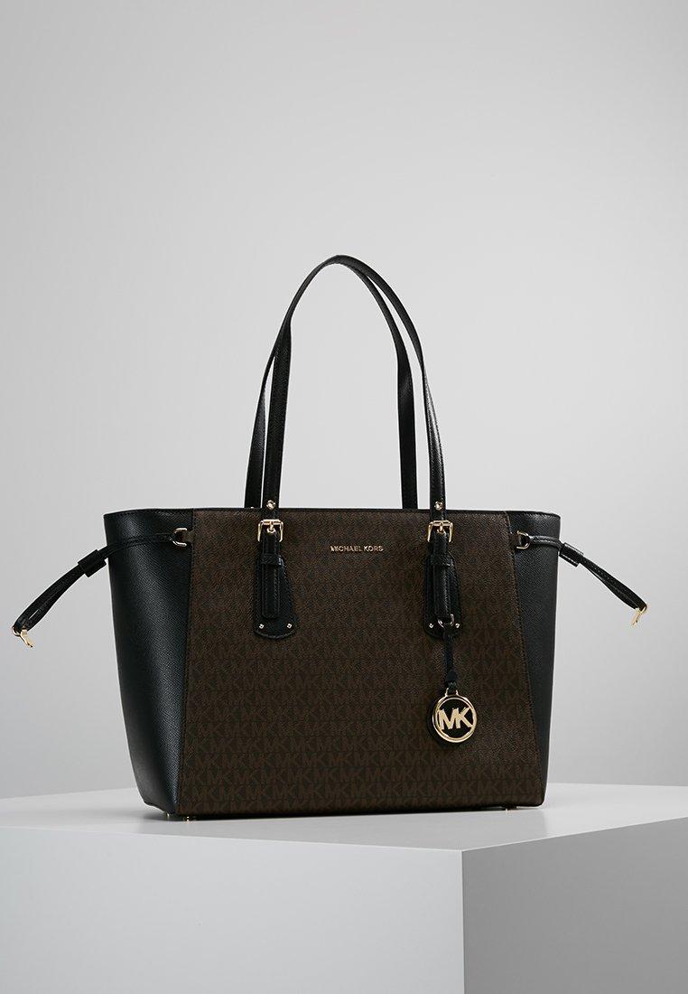 MICHAEL Michael Kors - VOYAGER TOTE - Handbag - brown