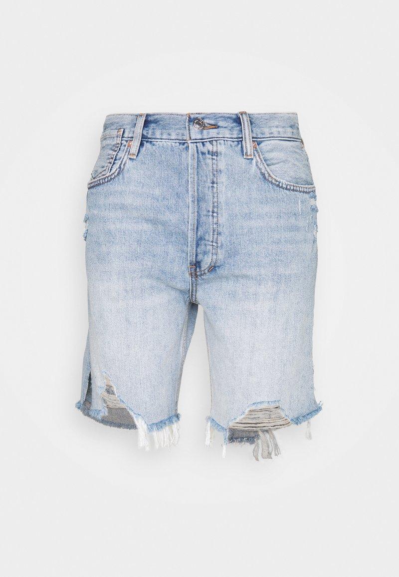 Free People - SEQUOIA - Shorts - vintage denim