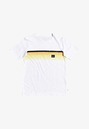 SLAB - TASCHEN - Print T-shirt - white