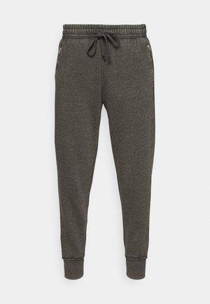 FLEECE OF MIND - Spodnie treningowe - university grey