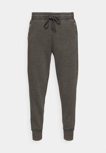 FLEECE OF MIND - Tracksuit bottoms - university grey