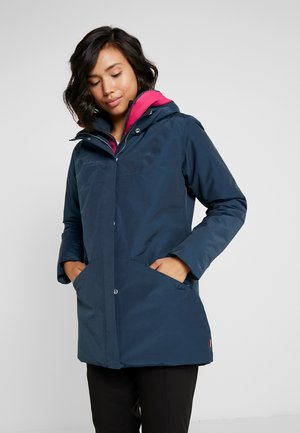 CHAMUERA THERMO HOODED  - Hardshell jacket - wing teal