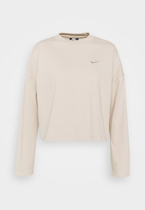 W NSW LS  - Long sleeved top - oatmeal