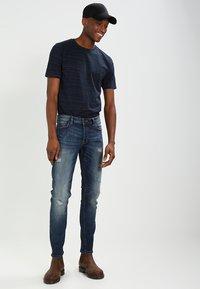 Only & Sons - ONSLOOM BREAKS - Džíny Slim Fit - medium blue denim - 1