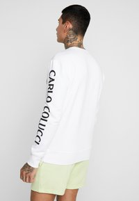Carlo Colucci - Sweatshirt - white - 2