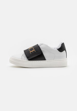 UNISEX - Trainers - white/black