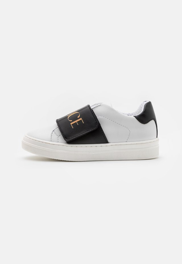 UNISEX - Sneakers laag - white/black
