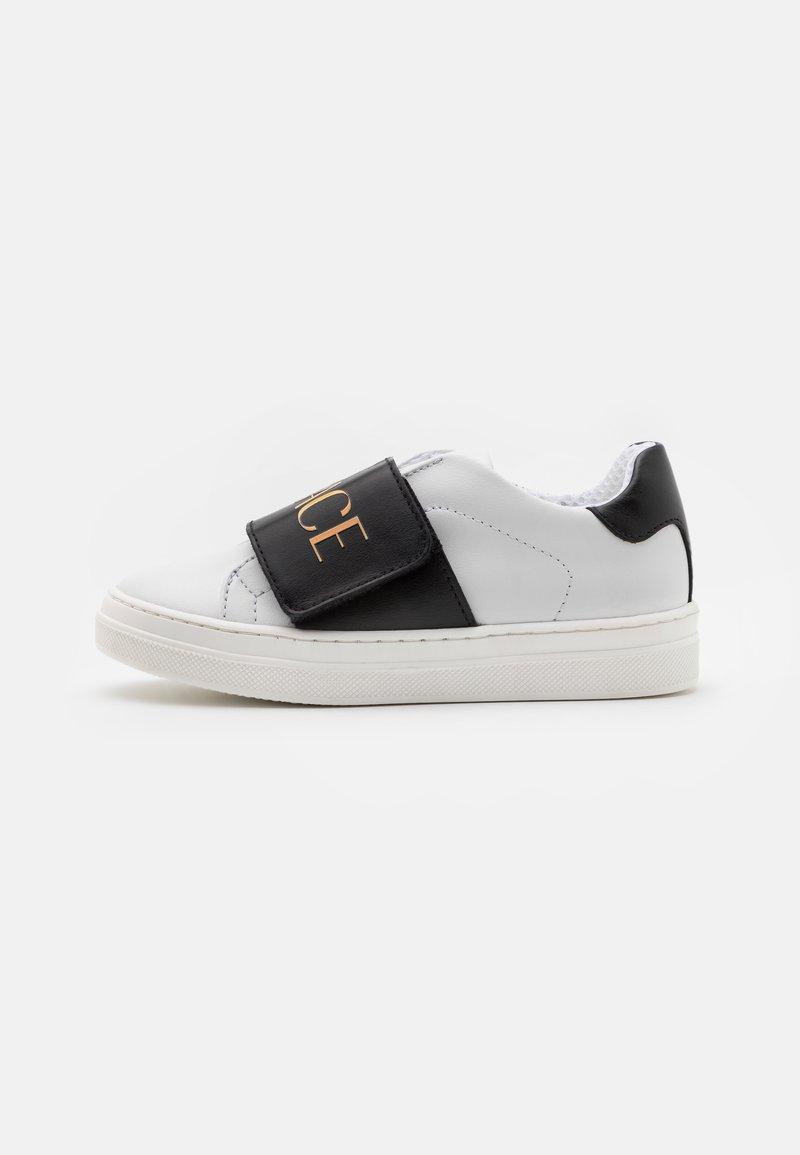 Versace - UNISEX - Tenisky - white/black