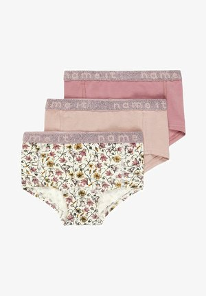 3-PACK - Briefs - nostalgia rose