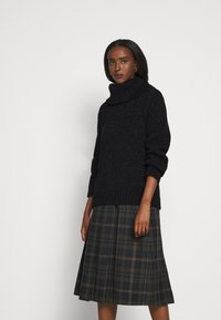 Mulberry - MAY ROLL NECK - Jumper - black - 0