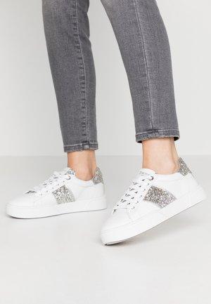 ELSIE  - Sneakers - silver glitter