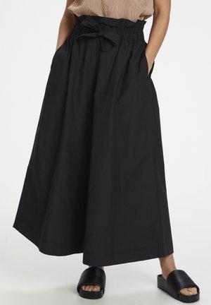 FORYIW - Spodnie materiałowe - black