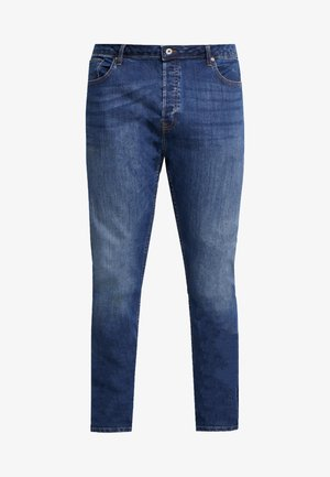 BRIGHT HENDRIX - Slim fit jeans - mid wash