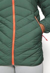 Salewa - BRENTA - Down jacket - duck green - 6