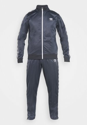 ACTIVE STYLE TAPED TRACKSUIT - Tracksuit - indian ink/white