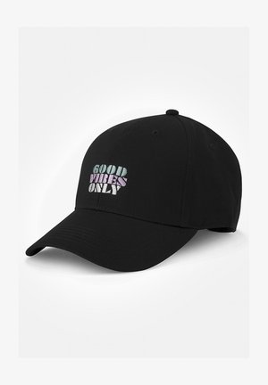 WL GDVBS CURVED - Cap - black/mc