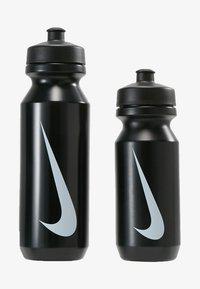 Nike Performance - BIG MOUTH BOTTLE COMBI 2 PACK - Bidon - black/black - 4