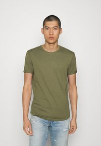 Esprit - T-shirt - bas - khaki green - 0