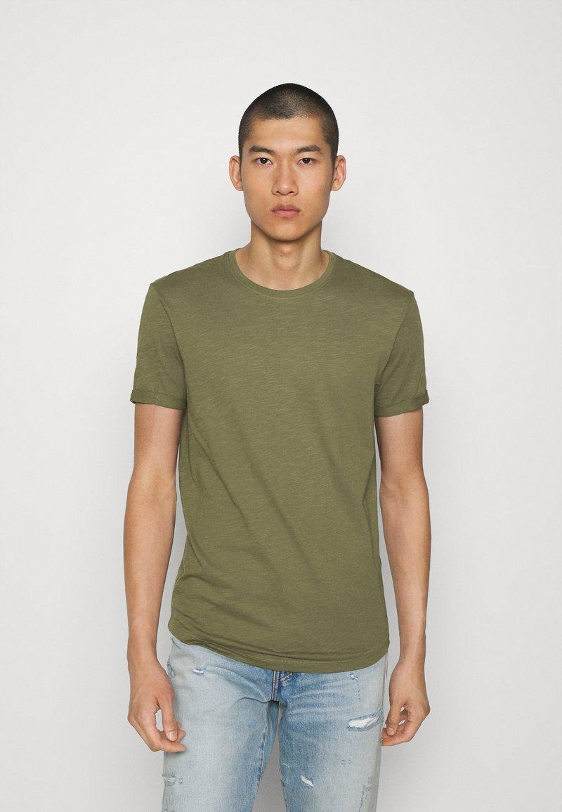Esprit - T-shirt - bas - khaki green