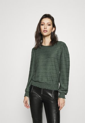 ONLKELLY SHORT - Long sleeved top - pine grove