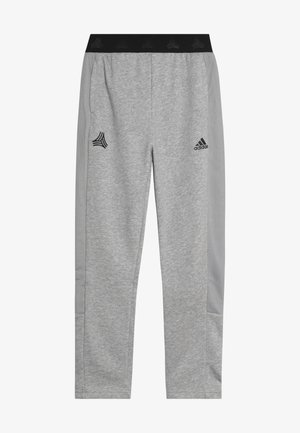TIRO - Pantalones deportivos - medium grey heather/black