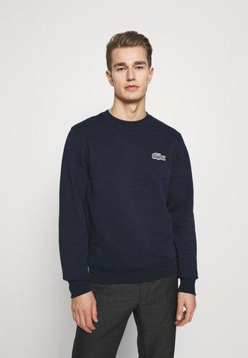 LACOSTE X NATIONAL GEOGRAPHIC - Sweatshirt - navy blue
