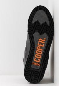 Candice Cooper - TORONTO - High-top trainers - vintage asfalto/piombo - 6