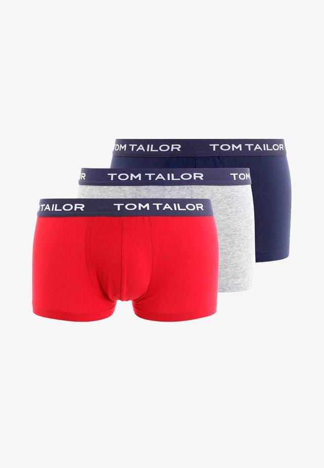 3 PACK - Panty - red medium