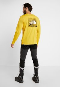 CMP - MAN LONG TIGHTS - Kalhoty - antracite - 2