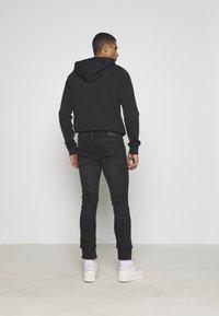 American Eagle - Slim fit jeans - washed black - 2
