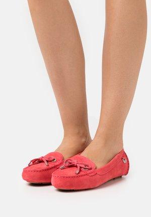 EEVON - Mokasíny - strawberry sorbet