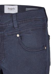 Angels - ORNELLA - Slim fit jeans - dunkelblau - 3