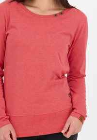 alife & kickin - COCOAK  - Long sleeved top - brick - 4