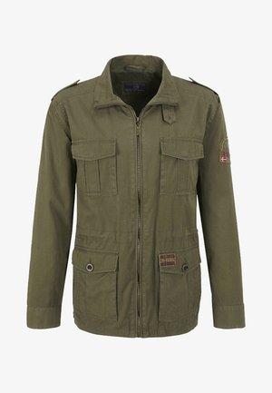 BROR - Light jacket - olive