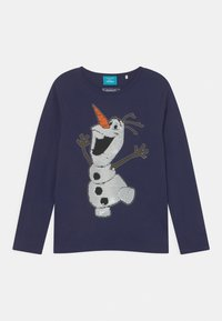 Staccato - DISNEY FROZEN OLAF KID UNISEX - Long sleeved top - deep blue - 0