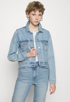 TILDA DENIM JACKET - Džínová bunda - blue denim