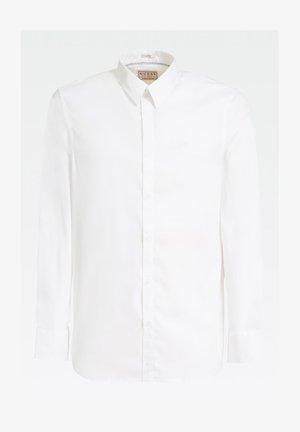 SLIM FIT - Camisa - weiß
