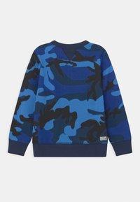 Diesel - SWILLY UNISEX - Sweatshirts - blue - 1