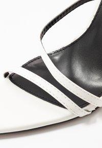 RAID - ROSIE - Sandaler med høye hæler - white - 2