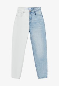 Bershka - Slim fit jeans - light blue - 4