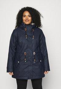 Ragwear Plus - MONADIS RAINY - Parka - navy - 0