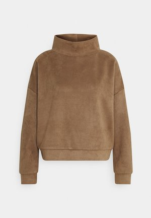 GELOUR - Sweatshirt - maple