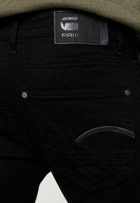 G-Star - REVEND SKINNY FIT - Jeans Skinny Fit - nero black - 5