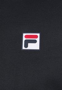 Fila - JACKET BEN - Sportovní bunda - black - 2