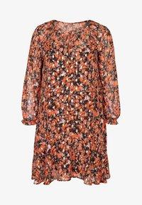 Zizzi - Day dress - orange - 3