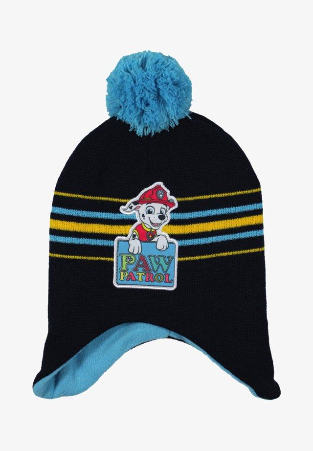 PAW PATROL - Beanie - dunkel-blau