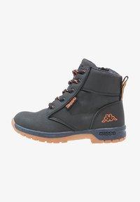 Kappa - CAMMY  - Hiking shoes - navy/orange - 0