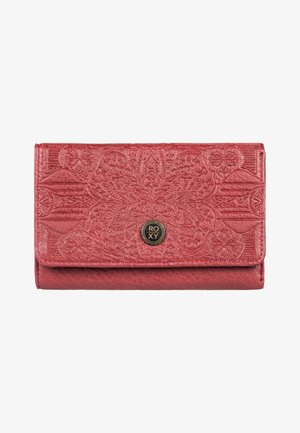 CRAZY DIAMOND - Wallet - tibetan red